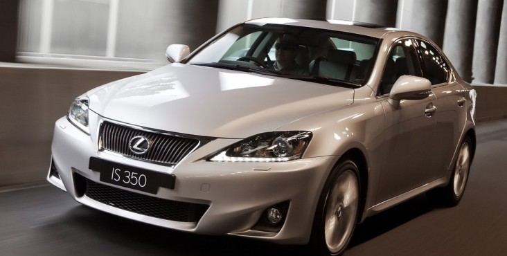 Lexus IS tuning review