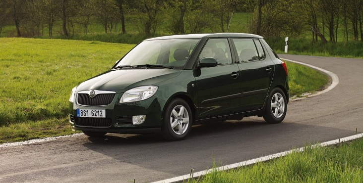 Skoda Fabia 2007 - 2014 tuning review