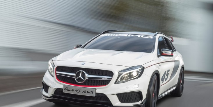 Mercedes GLA 2013 -> 2017 tuning review