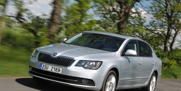 Skoda Superb 2008 - 2015 tuning review