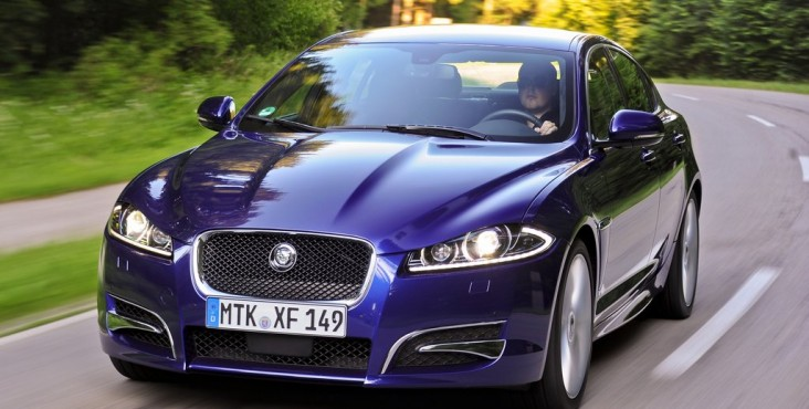 Jaguar XF  2007 - 2015 tuning review